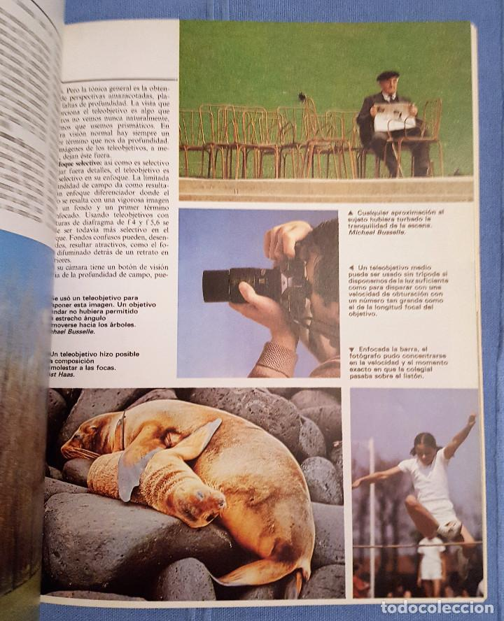Libros antiguos: Enciclopedia Planeta de la Fotografia a todo color - Foto 3 - 149485794