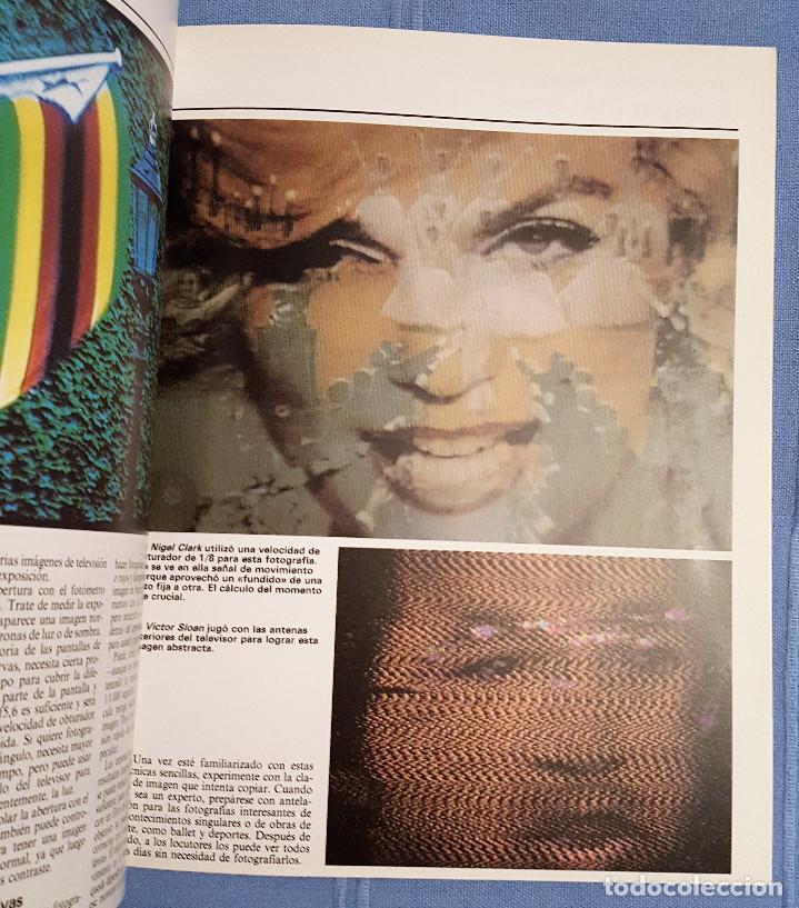Libros antiguos: Enciclopedia Planeta de la Fotografia a todo color - Foto 4 - 149485794