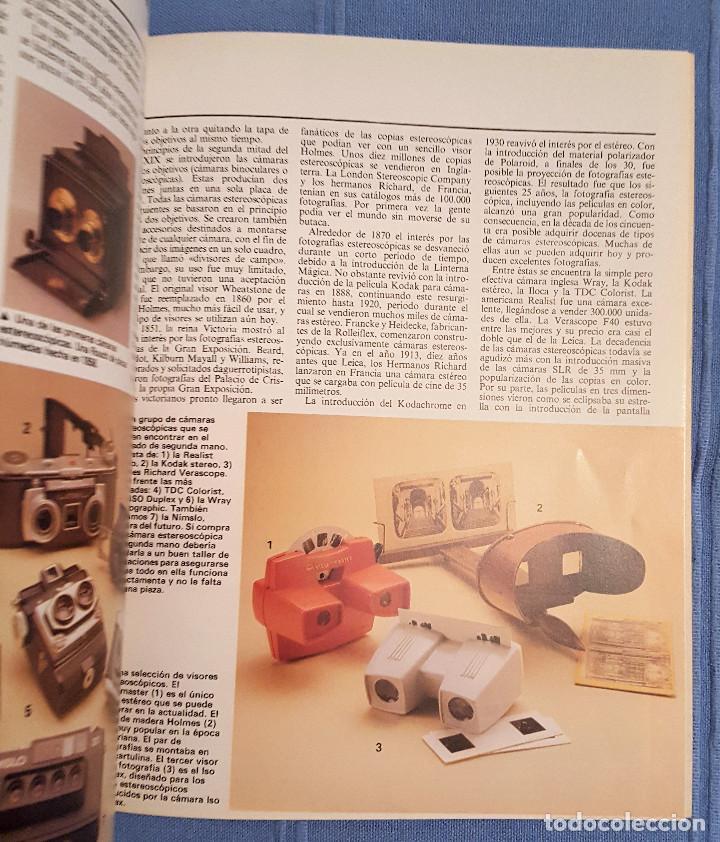 Libros antiguos: Enciclopedia Planeta de la Fotografia a todo color - Foto 6 - 149485794