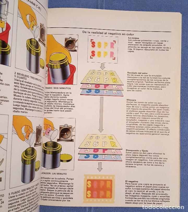 Libros antiguos: Enciclopedia Planeta de la Fotografia a todo color - Foto 9 - 149485794