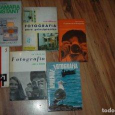 Alte Bücher - LOTE DE LIBROS DE FOTOGRAFIA VER FOTOS - 149820026