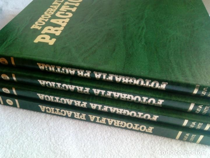 FOTOGRAFÍA PRÁCTICA * 4 TOMOS * EXCELENTE ESTADO * NUEVA LENTE 1979 COLECCIÓN COMPLETA (Libros Antiguos, Raros y Curiosos - Bellas artes, ocio y coleccion - Diseño y Fotografía)