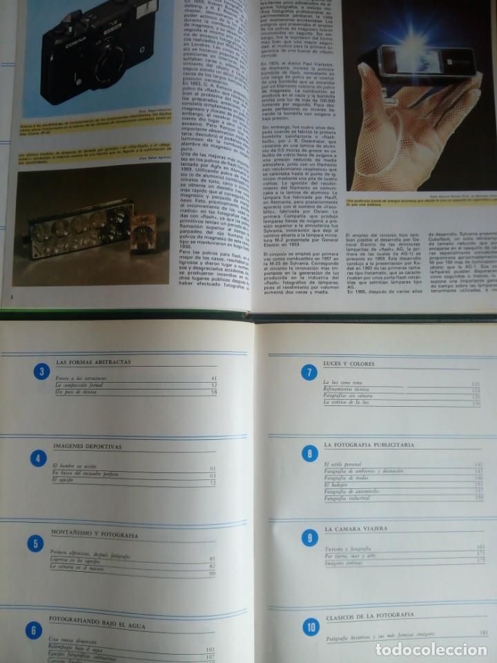 Libros antiguos: FOTOGRAFÍA PRÁCTICA * 4 TOMOS * EXCELENTE ESTADO * Nueva Lente 1979 Colección Completa - Foto 2 - 153205082