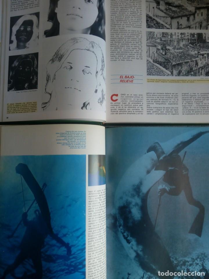 Libros antiguos: FOTOGRAFÍA PRÁCTICA * 4 TOMOS * EXCELENTE ESTADO * Nueva Lente 1979 Colección Completa - Foto 3 - 153205082