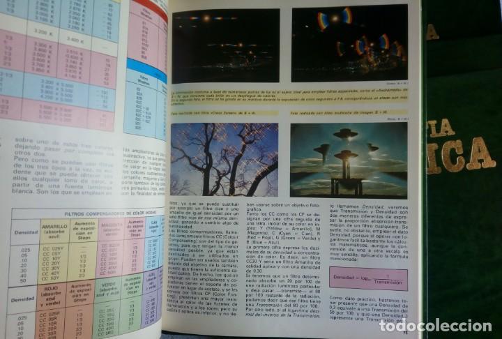 Libros antiguos: FOTOGRAFÍA PRÁCTICA * 4 TOMOS * EXCELENTE ESTADO * Nueva Lente 1979 Colección Completa - Foto 4 - 153205082