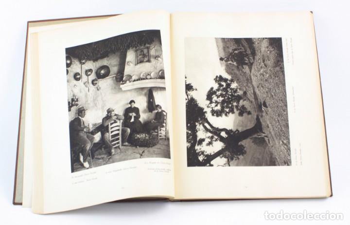 Libros antiguos: Lespagne, Kurt Hielscher, librairie des arts décoratifs, Paris. 31,5x25cm - Foto 3 - 155082654