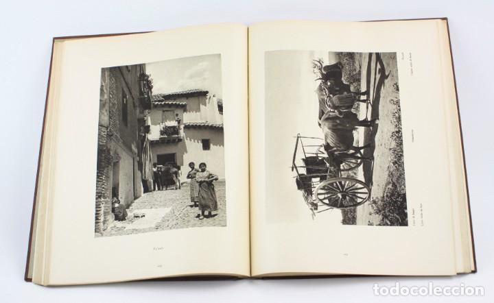 Libros antiguos: Lespagne, Kurt Hielscher, librairie des arts décoratifs, Paris. 31,5x25cm - Foto 4 - 155082654