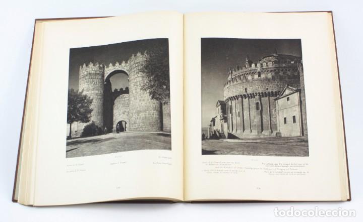 Libros antiguos: Lespagne, Kurt Hielscher, librairie des arts décoratifs, Paris. 31,5x25cm - Foto 5 - 155082654