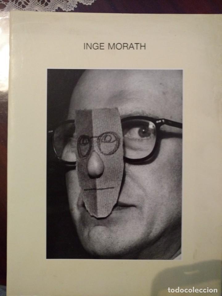 INGE MORATH Y SALON NACIONAL FOTOGRAFIA (Libros Antiguos, Raros y Curiosos - Bellas artes, ocio y coleccion - Diseño y Fotografía)