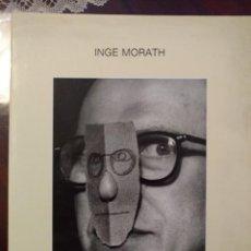 Libros antiguos: INGE MORATH Y SALON NACIONAL FOTOGRAFIA. Lote 155922194