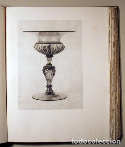 Libros antiguos: GUDIOL RICART, Josep - MONUMENTA CATALONIAE. Vol. III ELS VIDRES CATALANS - Alpha 1936 - Paper de fi - Foto 2 - 157687590