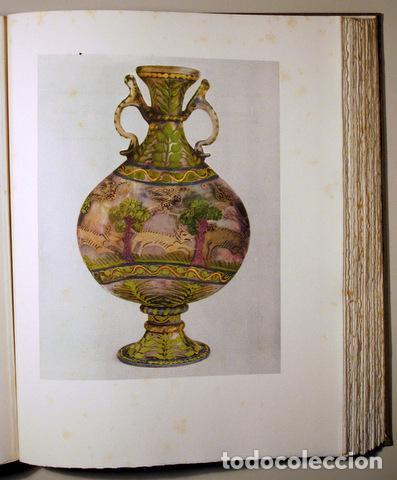 Libros antiguos: GUDIOL RICART, Josep - MONUMENTA CATALONIAE. Vol. III ELS VIDRES CATALANS - Alpha 1936 - Paper de fi - Foto 4 - 157687590
