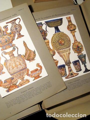 Libros antiguos: SPELTZ, Alexandre - L'ORNAMENT POLICROM, EN TOTS ELS ESTILS HISTORICS (3 vol. - Complet) - Barcelona - Foto 6 - 157687930