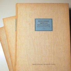 Libros antiguos: BERLINER, RUDOLF - MODELOS ORNAMENTALES DE LOS SIGLOS XV AL XVII. - 3 VOL. COMPLETO - BARCELONA 1928. Lote 157687934
