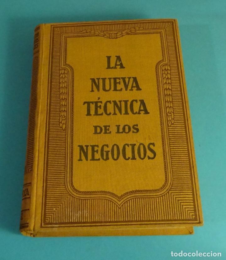 Libros antiguos: LA TÉCNICA DEL CARTEL MODERNO. P. DERMÉE Y E. COURMONT. COL. LA NUEVA TÉCNICA DE LOS NEGOCIOS - Foto 4 - 157940586