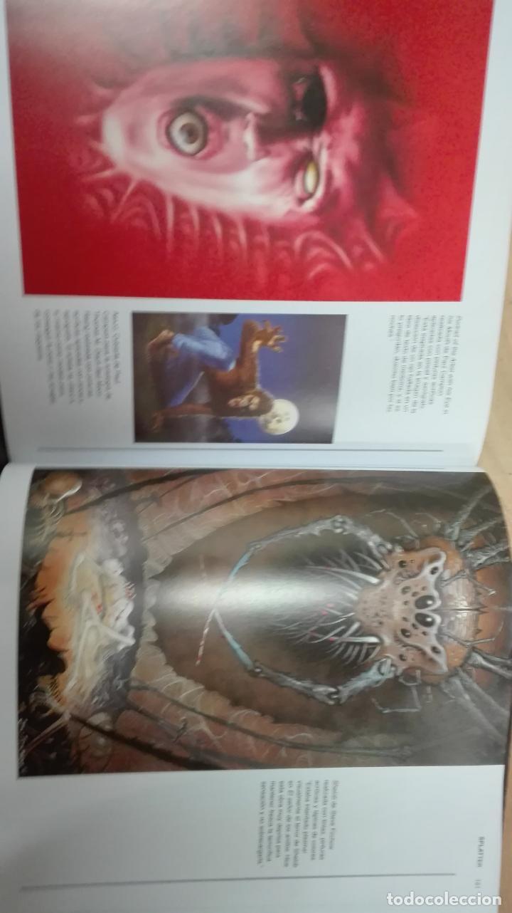 Libros antiguos: manual completo de tecnicas artisticas de la ciencia ficcion y fantasia -celeste - Foto 2 - 160342710