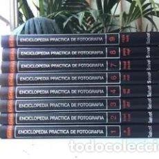 Alte Bücher - Enciclopedia practica de fotografía salvat Kodak Lote Libros Foto Analogica 35mm Revelado - 160855142