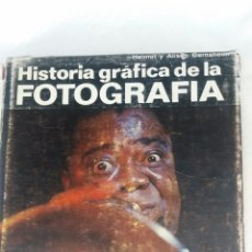 Libros antiguos: HISTORIA GRAFICA DE LA FOTOGRAFIA. Lote 162819838
