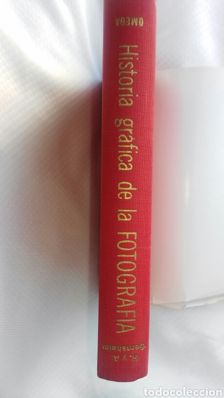Libros antiguos: Historia grafica de la fotografia - Foto 4 - 162819838