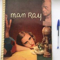 Libros antiguos: MAN RAY 1920 1934 MUY RARO 1.A EDICIÓN. Lote 166689806