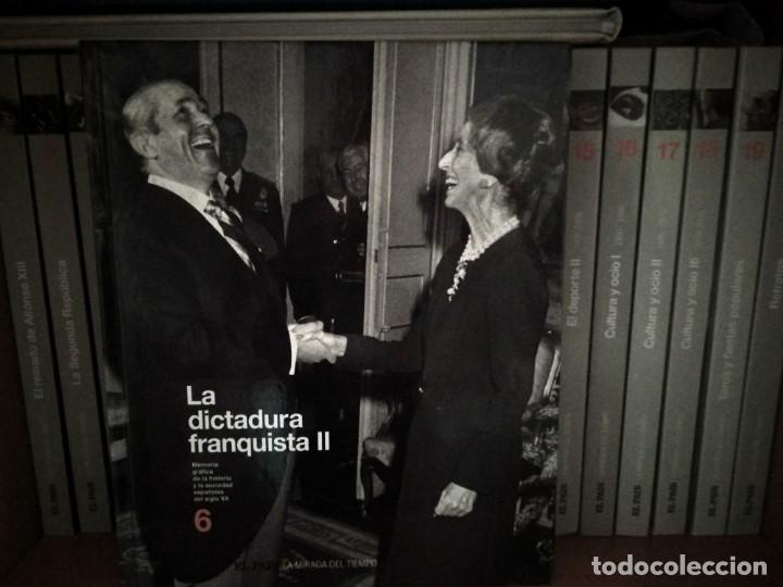 Libros antiguos: Memoria gráfica de la historia y la sociedad españolas del siglo XX. COMPLETA - Foto 3 - 169114440