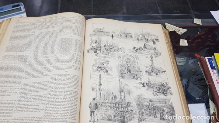 Libros antiguos: LA ILUSTRACIÓN ARTÍSTICA TOMO X 1891 MONTANER Y SIMÓN , MAGNIFICOS GRABADOS - Foto 13 - 169282112