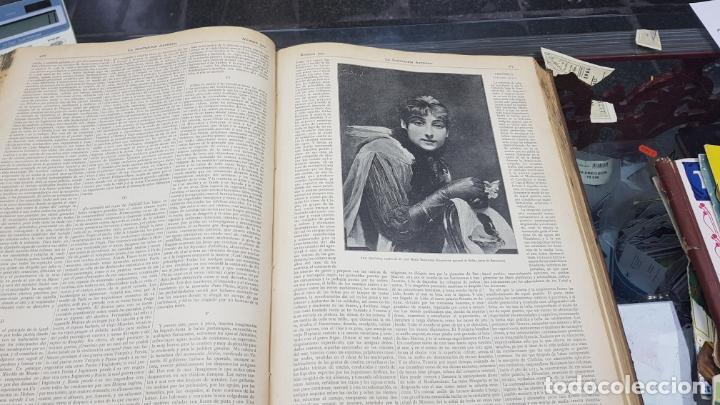 Libros antiguos: LA ILUSTRACIÓN ARTÍSTICA TOMO X 1891 MONTANER Y SIMÓN , MAGNIFICOS GRABADOS - Foto 14 - 169282112