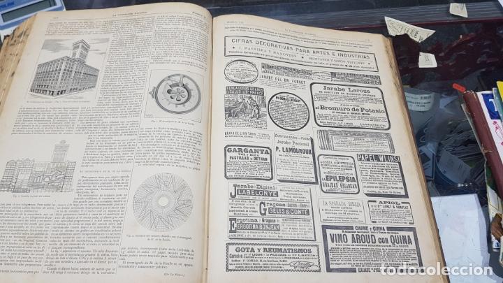 Libros antiguos: LA ILUSTRACIÓN ARTÍSTICA TOMO X 1891 MONTANER Y SIMÓN , MAGNIFICOS GRABADOS - Foto 15 - 169282112
