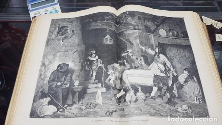 Libros antiguos: LA ILUSTRACIÓN ARTÍSTICA TOMO X 1891 MONTANER Y SIMÓN , MAGNIFICOS GRABADOS - Foto 16 - 169282112