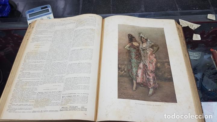 Libros antiguos: LA ILUSTRACIÓN ARTÍSTICA TOMO X 1891 MONTANER Y SIMÓN , MAGNIFICOS GRABADOS - Foto 17 - 169282112