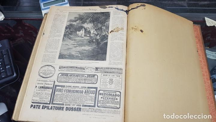 Libros antiguos: LA ILUSTRACIÓN ARTÍSTICA TOMO X 1891 MONTANER Y SIMÓN , MAGNIFICOS GRABADOS - Foto 18 - 169282112