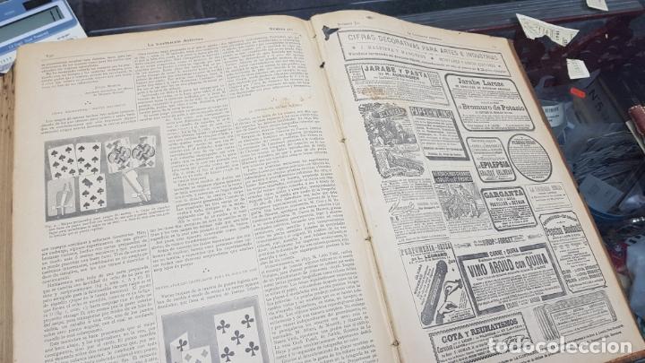 Libros antiguos: LA ILUSTRACIÓN ARTÍSTICA TOMO X 1891 MONTANER Y SIMÓN , MAGNIFICOS GRABADOS - Foto 19 - 169282112
