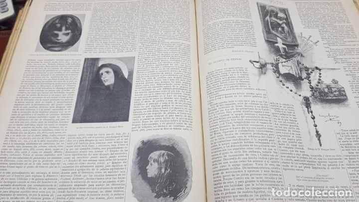 Libros antiguos: LA ILUSTRACIÓN ARTÍSTICA TOMO X 1891 MONTANER Y SIMÓN , MAGNIFICOS GRABADOS - Foto 26 - 169282112