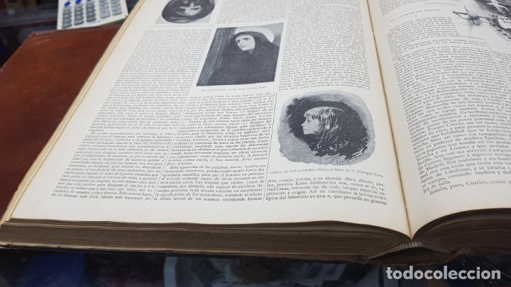 Libros antiguos: LA ILUSTRACIÓN ARTÍSTICA TOMO X 1891 MONTANER Y SIMÓN , MAGNIFICOS GRABADOS - Foto 27 - 169282112