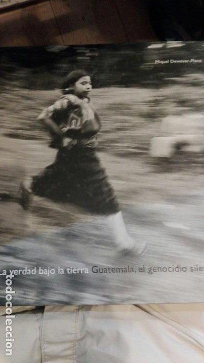 LA VERDAD BAJO LA TIERRA.GUATEMALA, EL GENOCIDIO SILENCIADO.MIQUEL DEWEVWR PLANA.BLUME (Libros Antiguos, Raros y Curiosos - Bellas artes, ocio y coleccion - Diseño y Fotografía)