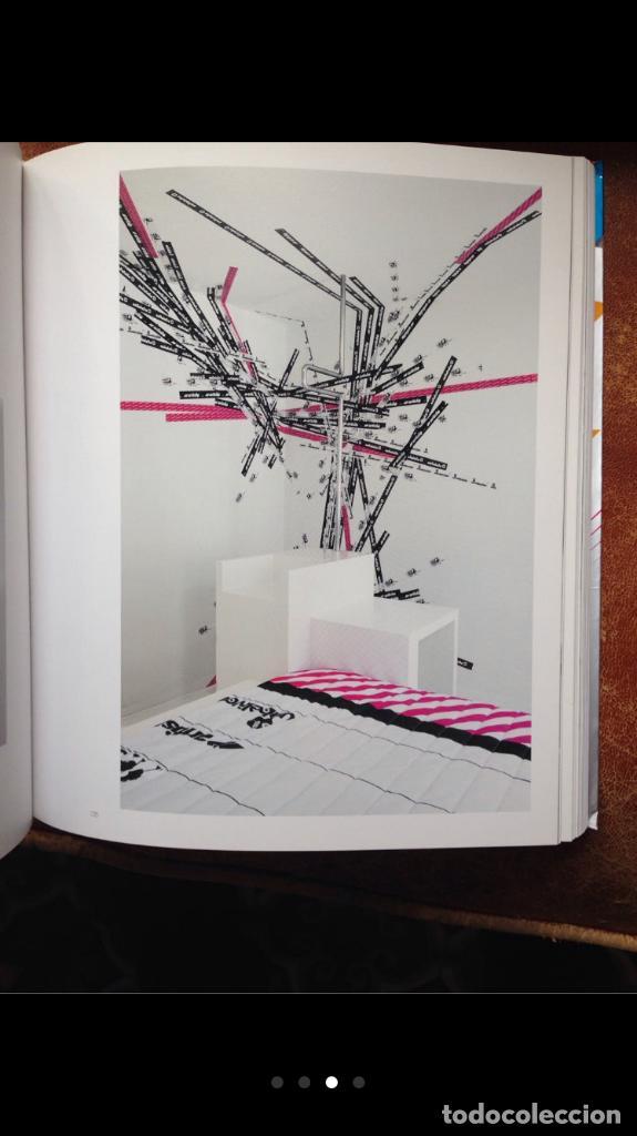 Libros antiguos: DISEÑOS CON VIDA libro de arte, diseño, ilustración DESCATALOGADO - Foto 3 - 171035370
