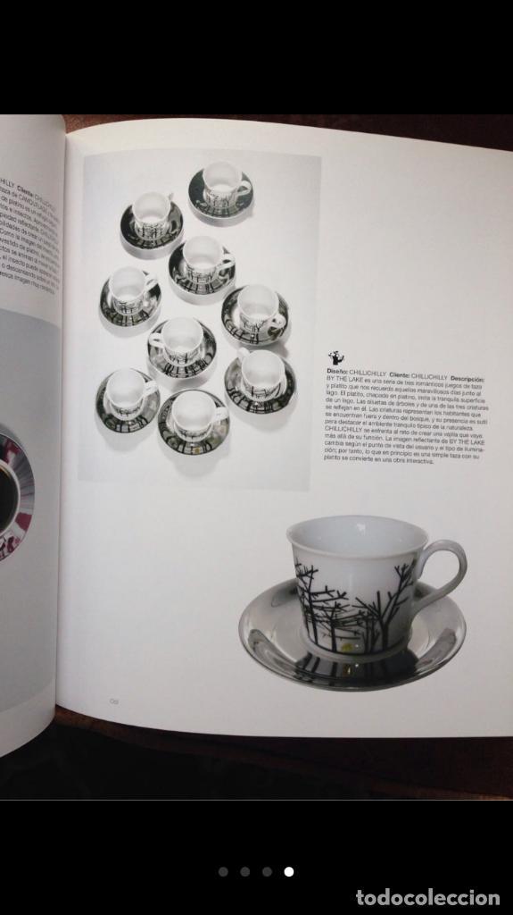 Libros antiguos: DISEÑOS CON VIDA libro de arte, diseño, ilustración DESCATALOGADO - Foto 4 - 171035370