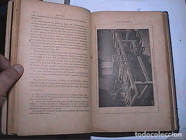 Libros antiguos: LA FOTOGRAFIA MODERNA.1889. PRACTICA Y APLICACIONES. A.LONDER. - Foto 3 - 171756633