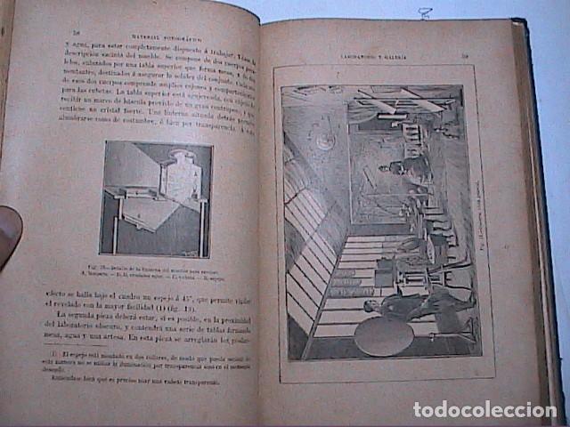 Libros antiguos: LA FOTOGRAFIA MODERNA.1889. PRACTICA Y APLICACIONES. A.LONDER. - Foto 4 - 171756633