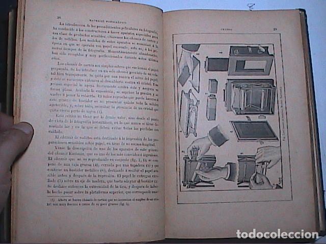 Libros antiguos: LA FOTOGRAFIA MODERNA.1889. PRACTICA Y APLICACIONES. A.LONDER. - Foto 5 - 171756633