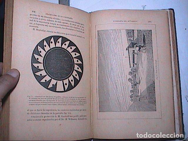 Libros antiguos: LA FOTOGRAFIA MODERNA.1889. PRACTICA Y APLICACIONES. A.LONDER. - Foto 7 - 171756633