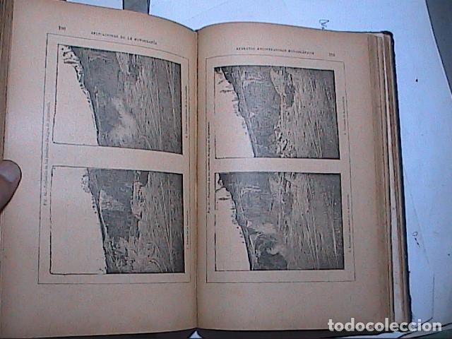 Libros antiguos: LA FOTOGRAFIA MODERNA.1889. PRACTICA Y APLICACIONES. A.LONDER. - Foto 8 - 171756633
