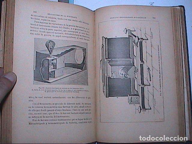 Libros antiguos: LA FOTOGRAFIA MODERNA.1889. PRACTICA Y APLICACIONES. A.LONDER. - Foto 9 - 171756633