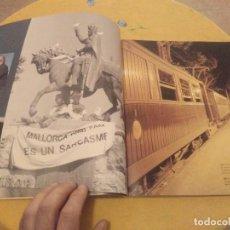 Libros antiguos: IMPECABLE LLIBRE NOU DE TENDA UNA MIRADA ILLES BALEARS 1982 - 2007 125 ANYS . Lote 171807107