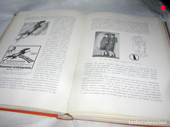 Libros antiguos: PUBLICIDAD RACIONAL P. PRAT GABALLI, 1934 - Foto 4 - 171830097
