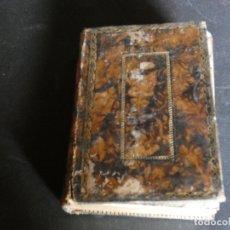 Libros antiguos: PRECIOSO LIBRITO AÑO 1791 VIDA DE THOMAS DE KEMPIS BUEN ESTADO PESA 291 GRAMOS. Lote 172169322