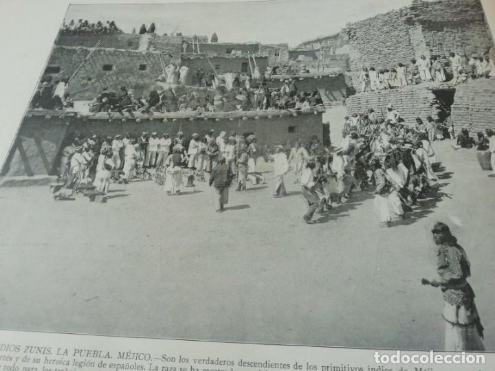 Libros antiguos: Portafolio de Fotografias . Paisajes , Ciudades ,Indigenas ...Madrid . 1896 - Foto 6 - 172255163