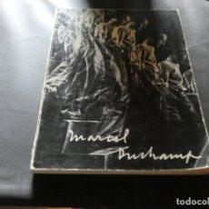 Libros antiguos: TREMENDO LIBRO SOBRE MARCEL DUCHAMP USA 1959 SURREALISMO. Lote 172259505