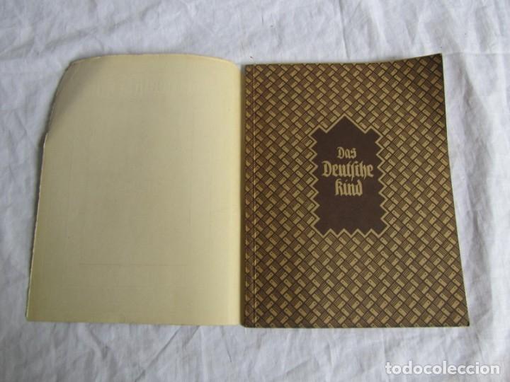 Libros antiguos: Libro de fotografías Das Deutfchekind (El niño alemán), años 20 - Foto 5 - 173152332