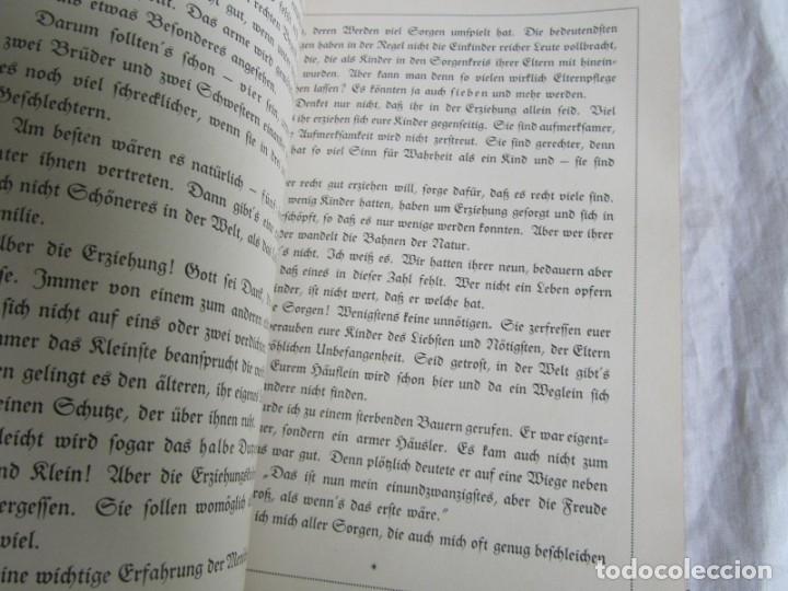 Libros antiguos: Libro de fotografías Das Deutfchekind (El niño alemán), años 20 - Foto 9 - 173152332